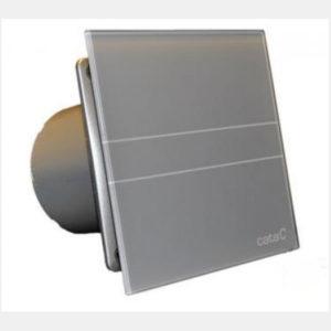 CATA E-100 GS ezüst szellőztető ventilátor
