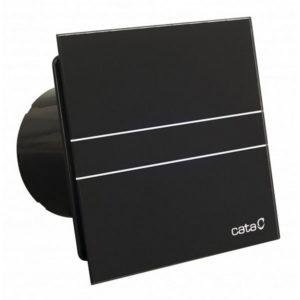 CATA E-100 BK fekete szellőztető ventilátor