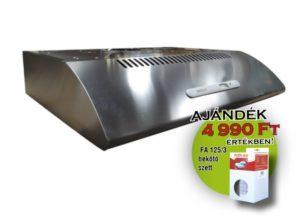 Davoline OLYMPIA ECO 60 inox / standard / - A készlet erejéig rendelhető! konyhai páraelszívó