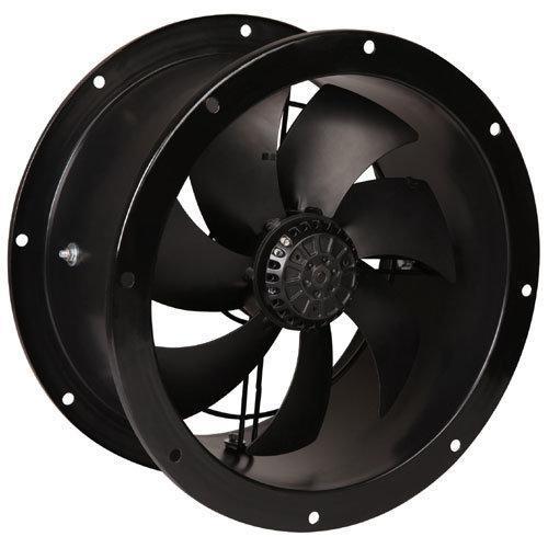 FR-BC csőperemes Axiál ventilátor