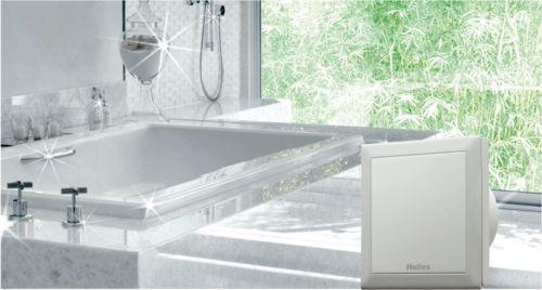 Helios M1 Minivent ventilátor fürdőszoba wc szellőztetésre