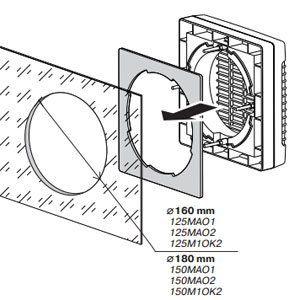 MAO ablakventilátor beszerelése