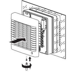 MAO ablakventilátor beszerelése 3.